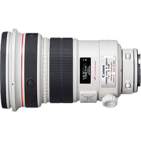 Canon 200mm F2.0 L IS USM thumbnail