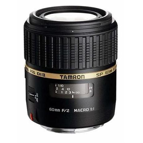 Tamron 60mm F2 Di II (if) Macro - Canon EOS _ SALE thumbnail
