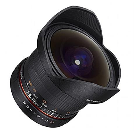 Samyang 12mm F2.8 Fisheye FE - Sony E thumbnail