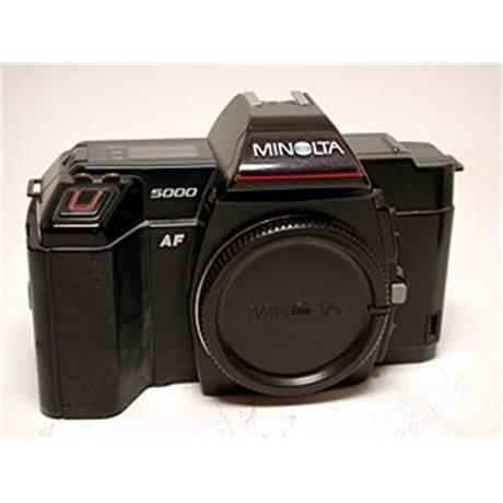 Minolta 5000 Body Only thumbnail