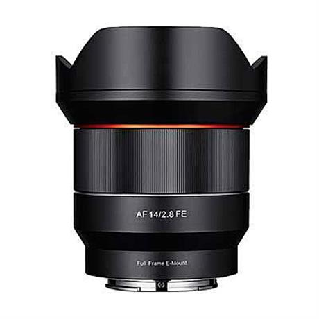 Samyang 14mm F2.8 AF FE - Sony E ~ Autumn Special Offer thumbnail