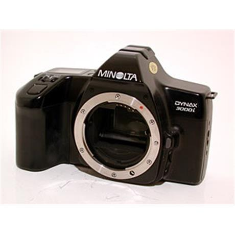 Minolta 3000i Body Only thumbnail
