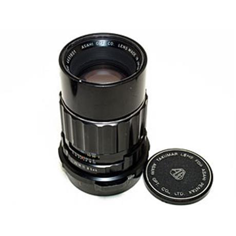 Pentax 200mm F4 Takumar thumbnail