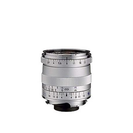 Zeiss 25mm F2.8 ZM - Silver thumbnail