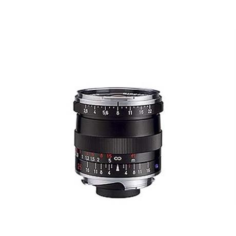 Zeiss 25mm F2.8 ZM - Black thumbnail