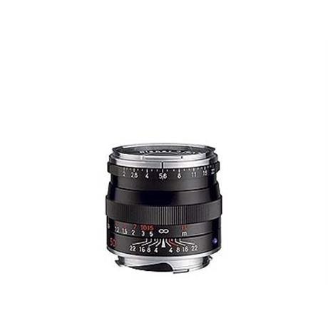 Zeiss 50mm F2 ZM - Black thumbnail