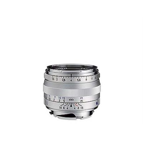Zeiss 50mm F1.5 ZM - Silver thumbnail