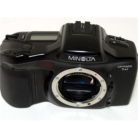 Minolta 7Xi Date Body Only thumbnail