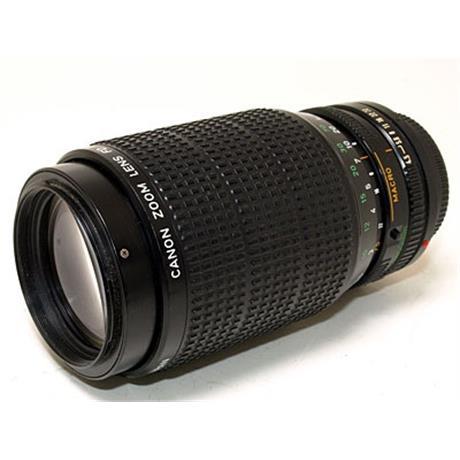 Canon 75-200mm F4.5 FD thumbnail
