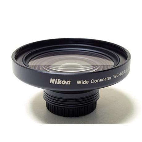 Nikon WC-E3 Wide Angle Converter thumbnail