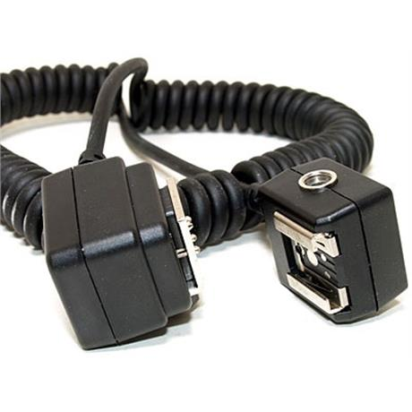 JJC TTL Off Camera Shoe Cord (SC28A) thumbnail