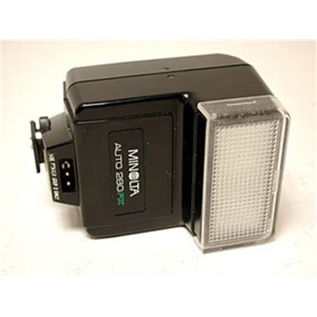 Minolta Auto 280PX Flash thumbnail