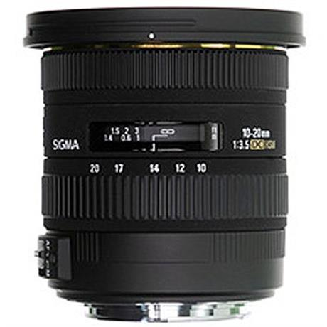 Sigma 10-20mm F3.5 EX DC HSM - Canon EOS thumbnail