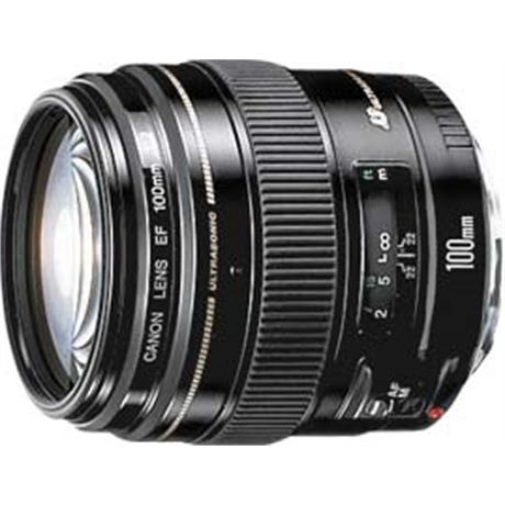 Canon 100mm F2 USM thumbnail