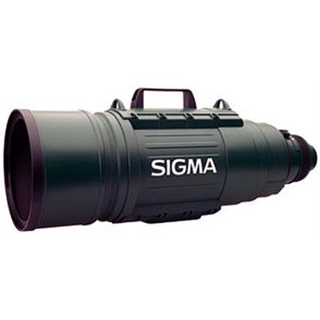 Sigma 200-500mm F2.8 APO EX DG - Nikon AF thumbnail