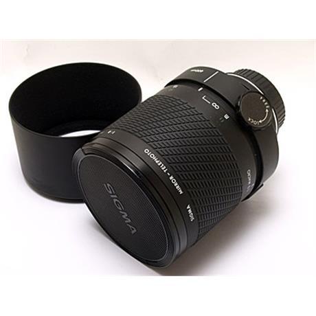 Sigma 600mm F8 Reflex - Canon AF thumbnail