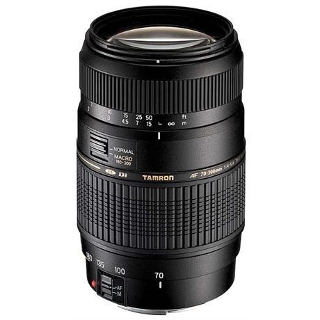 Tamron 70-300mm F4-5.6 Di LD Macro AF - Nikon AF thumbnail