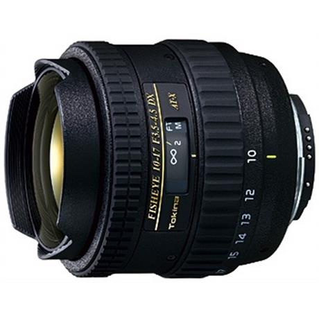 Tokina 10-17mm F3.5-4.5 DX Fish Eye ATX - Canon EOS thumbnail