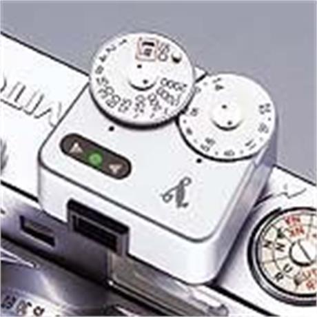 Voigtlander VCII Meter Silver thumbnail