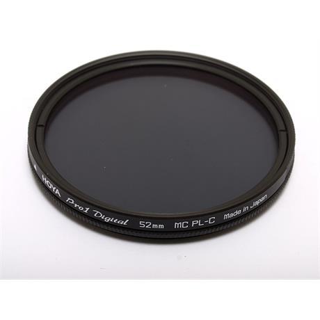 Hoya 52mm Pro1 Circular Polariser thumbnail