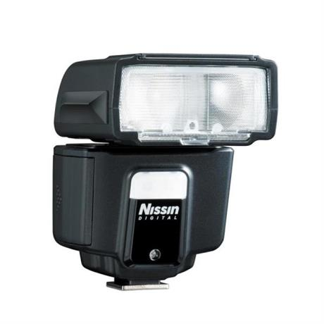 Nissin i40 Flashgun / Movie Light - Sony  thumbnail