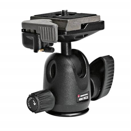 Manfrotto 494RC2 Mini Ball Head QR thumbnail