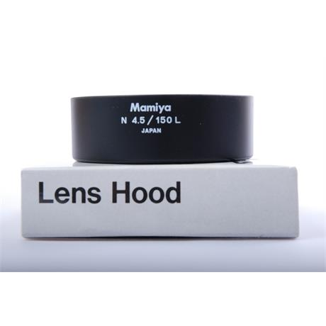 Mamiya Lens Hood 150mm F4.5 L thumbnail