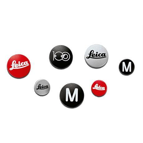 Leica Soft Shutter Button - Silver thumbnail