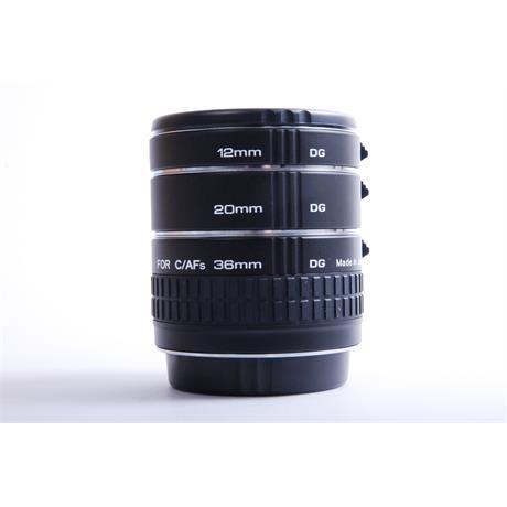 Kenko Extension Tube Set 12/20/36 AF DG - Canon EOS thumbnail
