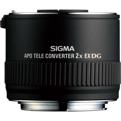 Sigma 2x EX Converter DG - Nikon AF thumbnail