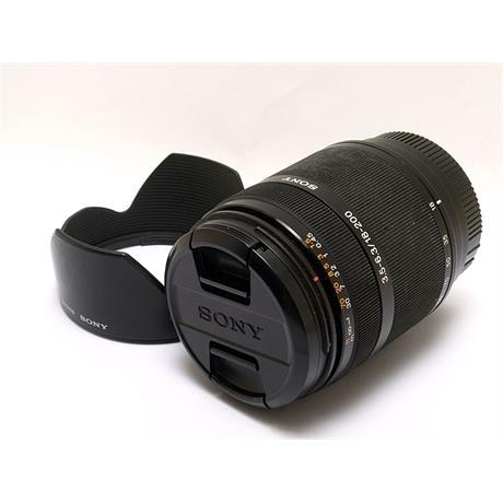 Sony 18-200mm F3.5-6.3 DT thumbnail