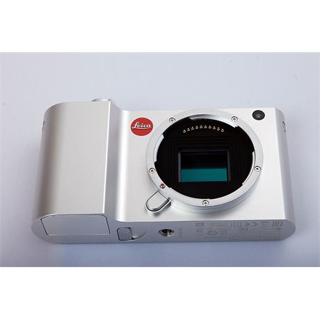 Leica T (Typ 701) Body Only - Silver  thumbnail