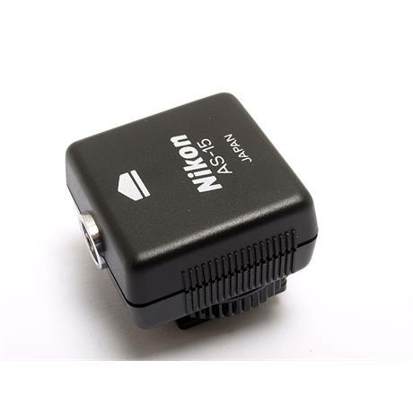 Nikon AS-15 Flash Adapter thumbnail