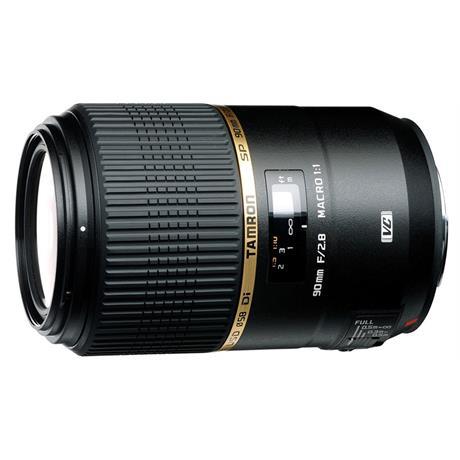 Tamron 90mm F2.8 Di VC USD Macro - Nikon AF thumbnail