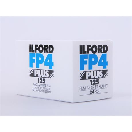 Ilford FP4 24 Exposure x10 thumbnail