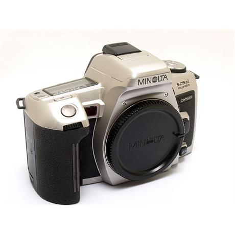 Minolta 505Si Super Date Body Only thumbnail