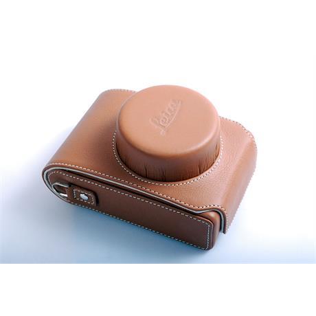 Leica Camera Bag for D-Lux (Typ109) Cognac  18821 thumbnail