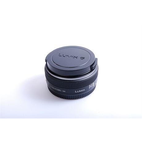 Panasonic 14mm Lumix G F2.5 Asph II thumbnail