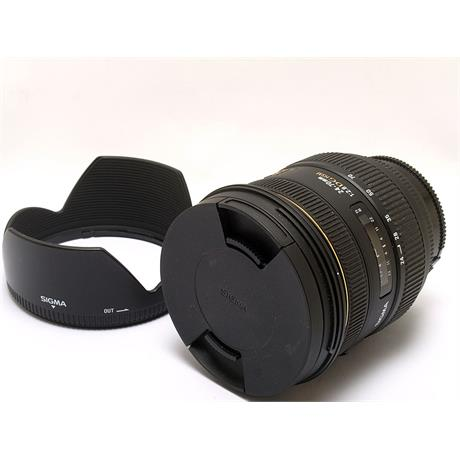 Sigma 24-70mm F2.8 IF EX DG HSM - Sony AF thumbnail