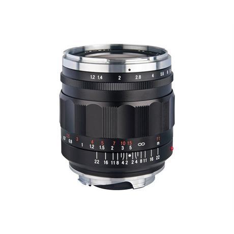 Voigtlander 35mm F1.2 VM Nokton II Asph thumbnail