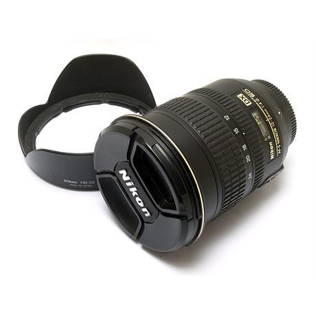 Nikon 12-24mm F4 G AFS DX ED thumbnail