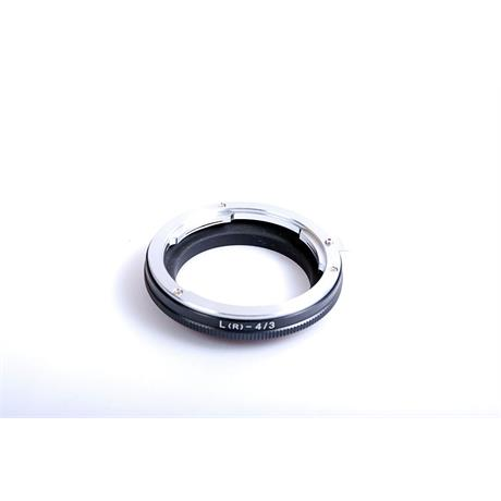 Pixco Leica R to 4/3rds Mount - Clearance  thumbnail