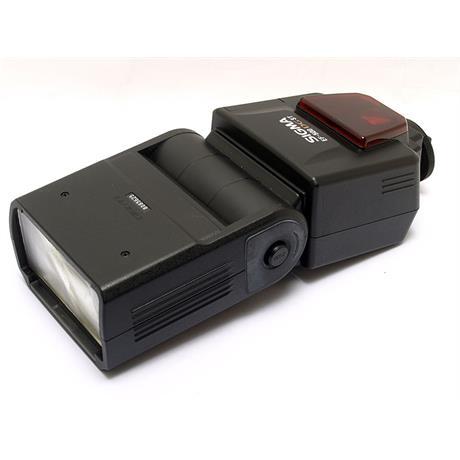 Sigma EF500 DG ST Flash - Pentax thumbnail