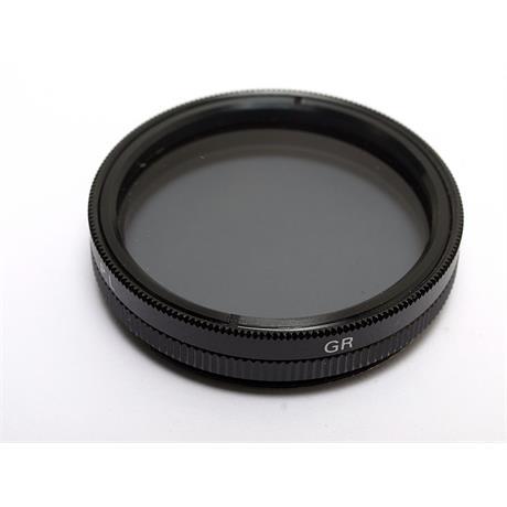 Ricoh 30.5mm GR Polarising Filter thumbnail