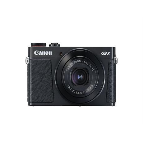 Canon Powershot G9x II - Black  thumbnail