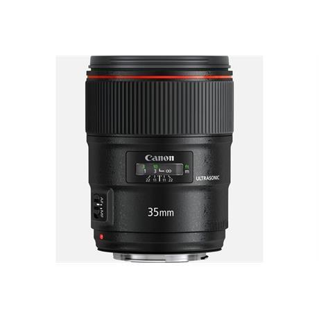 Canon 35mm F1.4 L II USM thumbnail