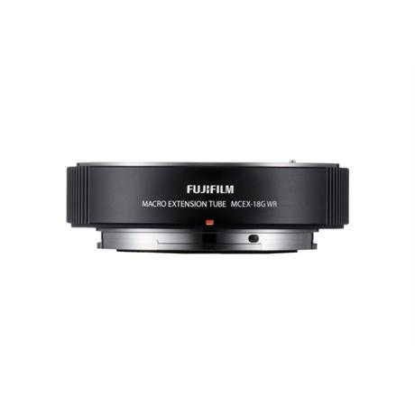 Fujifilm MCEX-18G WR Macro Extension Tube 18mm - GFX Series thumbnail