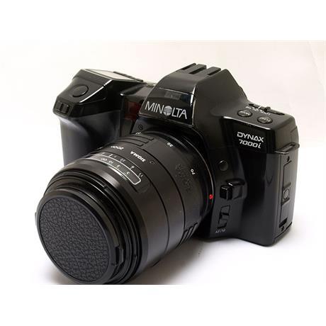 Minolta 7000i + 28-70mm thumbnail