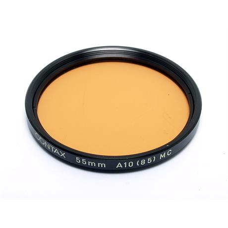 Contax 55mm Amber A10 (85) thumbnail