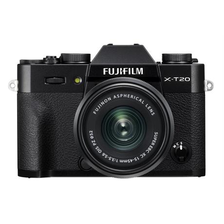 Fujifilm X-T20 + 15-45mm XC - Black thumbnail